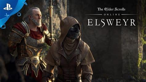 Elder Scrolls Console Release Date by The Elder Scrolls Elsweyr Ps4 Playstation