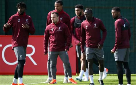 Liverpool duo Matip, Origi linked with January exits