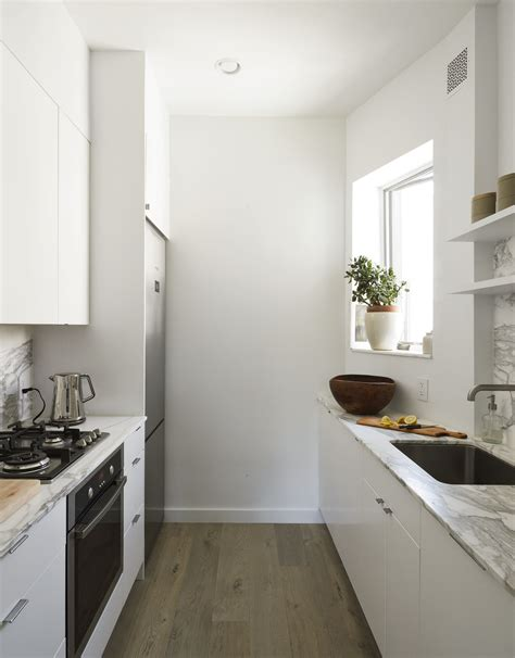 ikea galley kitchen living large in 675 square edition 1772