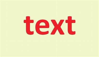 Animated Words Text Animation Create Clipart Clip