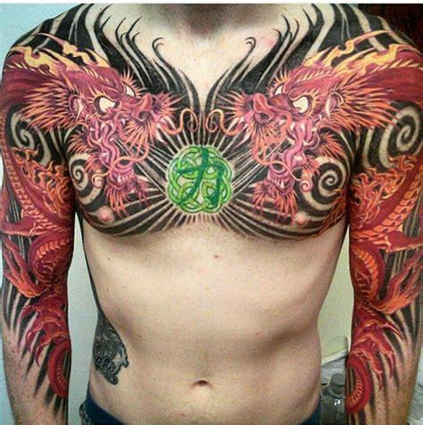 red dragon tattoo pins japanese dragon