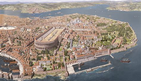 siege de constantinople what is constantinople