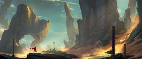ultra wide video games journey game wallpapers hd