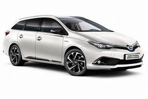 Toyota Auris Break Hybride : toyota auris touring sports salomon s rie limit e 450 exemplaires l 39 argus ~ Medecine-chirurgie-esthetiques.com Avis de Voitures
