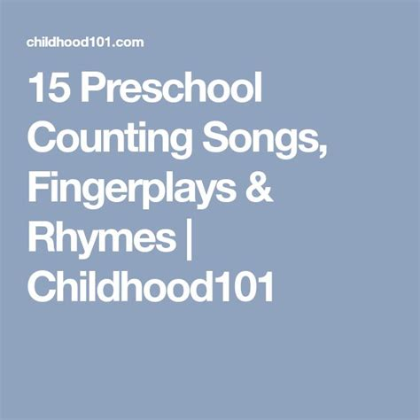 best 25 finger plays ideas on preschool songs 151 | 1837fdf7e96f7cece918eebf0c76743a