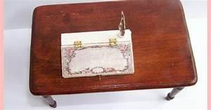 Les Miniatures de Béatrice: Une écritoire