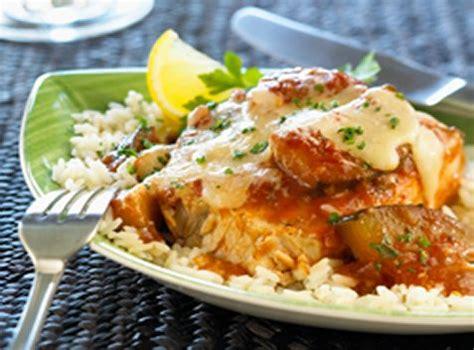 cuisiner du poisson au four poisson cuit au four à l 39 italienne recettes québecoises