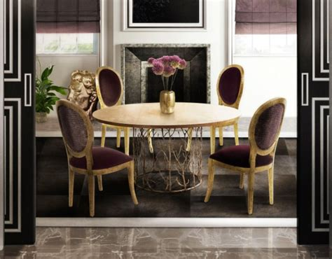 Inspirations & Ideas Round Dining Tables For A