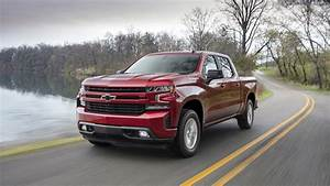 2019 Chevrolet Silverado Top Speed