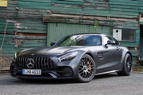Mercedes Amg Gt Photo by 2018 Mercedes Amg Gt Review We Drive The Whole Family And