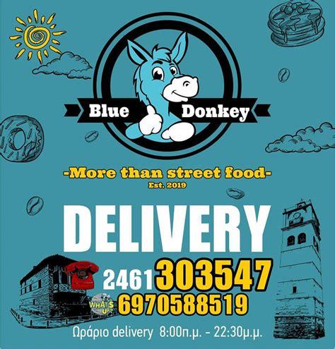 Page 1/2 pr.com press release distribution. Blue Donkey - Home - Kozáni, Greece - Menu, Prices ...