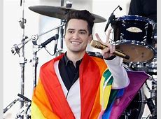 Brendon Urie from The Big Picture Today's Hot Photos E