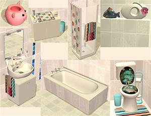 Mod the sims bath quotsophiequot all eps supported but not for Sims freeplay baby bathroom