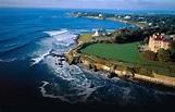 Facts About Rhode Island | Map | Beaches | Newport | Ocean