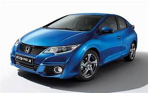 2016 Honda Civic X Edition - Wallpapers and HD Images