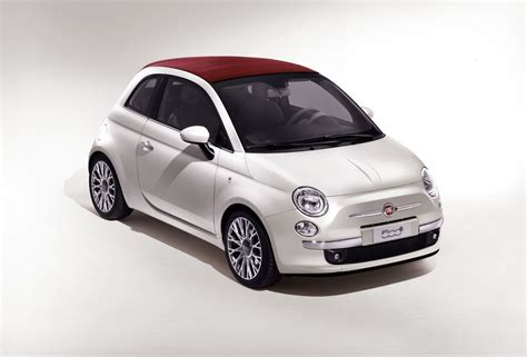 Fiat 500 Cabrio To Debut In New York The Torque Report