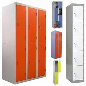 Casier Vestiaire Industriel : vestiaires multicases casiers monobloc equip 39 proequip 39 pro ~ Teatrodelosmanantiales.com Idées de Décoration
