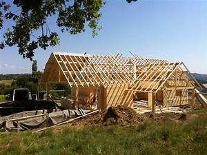 Maison En Bois Tout Compris : maison bois en kit bois sur bois albussac corr ze ~ Melissatoandfro.com Idées de Décoration