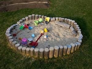 Kinderspielplatz Selber Bauen : 30 entz ckende ideen wie man einen sandkasten selber bauen kann drau en spielen sandkasten ~ Buech-reservation.com Haus und Dekorationen