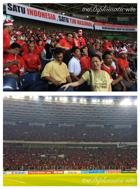 Indonesia vs oman important information: Watched the football game live! Philippines vs. Indonesia - Suzuki Cup