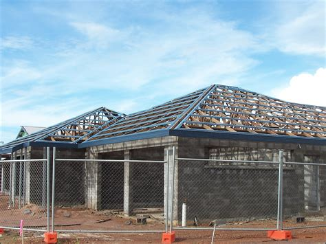 Roofing Hip Roof Framing