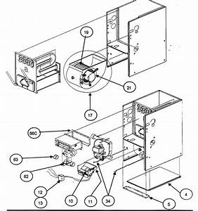 Carrier Gas Furnace Parts