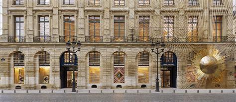 peter marinos maison louis vuitton vendome flagship store urdesignmag