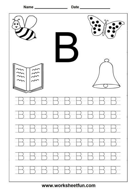 16 best images of capital letter worksheets printable