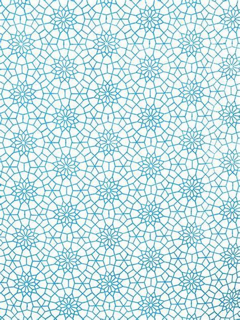 turquoise blue  white fabric swatch moroccan saffron