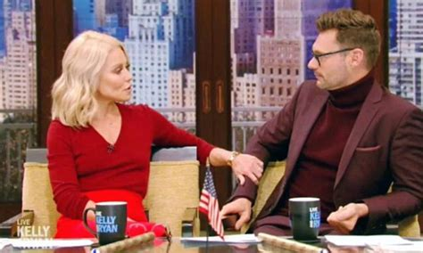 kelly ripa addresses ryan seacrest sexual harassment