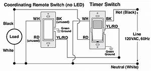 4 Way Timer Switch
