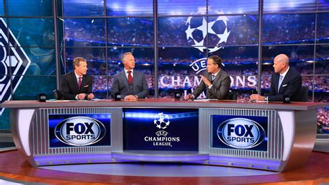 Fox Sports To Stream UEFA Champions League Matches on ...