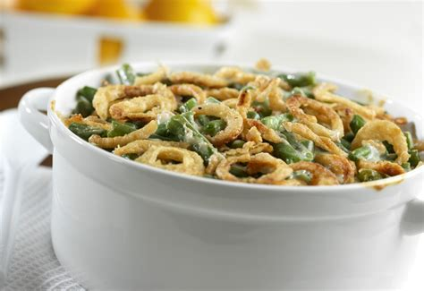 classical cuisine green bean casserole recipe dishmaps