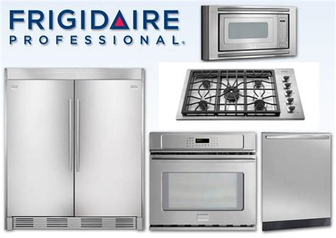 Appliance Packages 4piece Frigidaire Kitchen Appliance