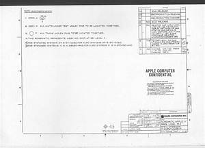 Apple Iii Schematic Diagrams