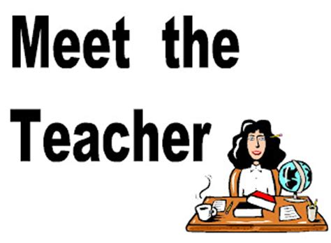 free meet the teacher free posters and signs meet the