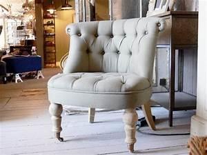 Fauteuil Crapaud Beige : fauteuil crapaud lin beige olympia hanjel d co cosy 562360 ~ Teatrodelosmanantiales.com Idées de Décoration