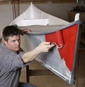 Pictures of Aluminum Boats Paint