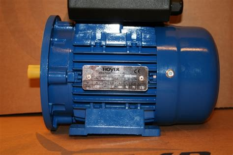 Motor Electric 220v 1 5 Kw by Hoyer Electric Motor 0 37 Kw Line 1400 Rpm B3 5 1
