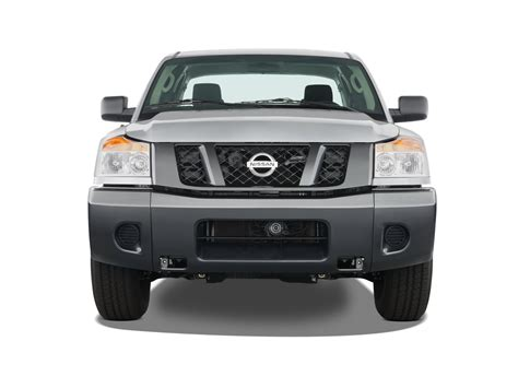 Nissan Titan Motor by 2009 Nissan Titan Reviews And Rating Motor Trend