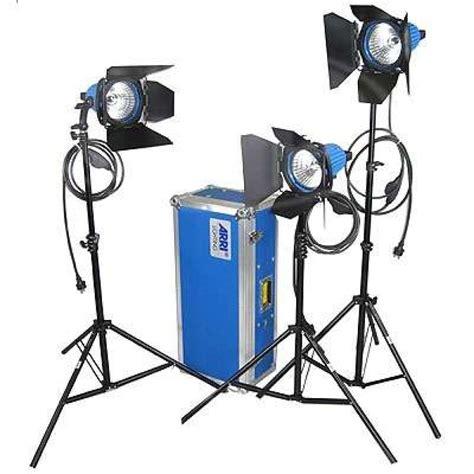 arri light kit arri 750w plus 3 kit rent hire wex rental