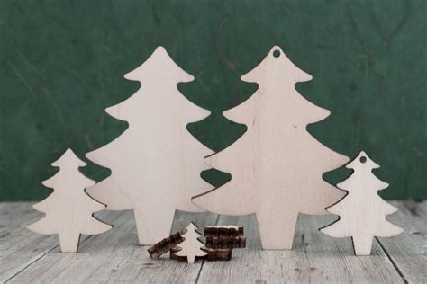 plywood christmas trees traditional christmas tree wooden