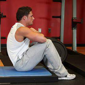 Frog Sit-Ups Exercise Guide and Video