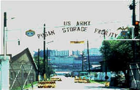 Pusan Storage Facility