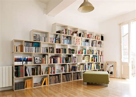 Wall To Wall Bookcase Plans by 15 Best Collection Of Build Bookcase Wall