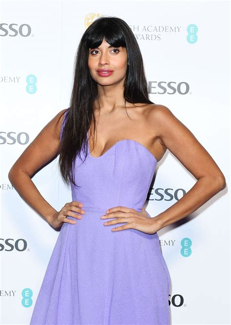 jameela jamil bikini jameela jamil at bafta nominees party in london 02 17 2018
