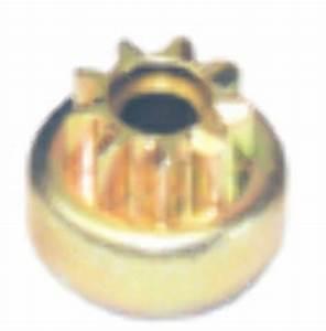 820583 802640t Starter Pinion Assembly Mercury Sportjet 90