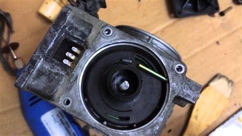 volvo etm repair  aftermarket contactless tps youtube