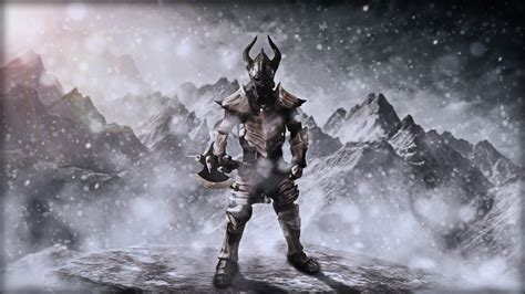 Female Skyrim Wallpaper 85 Images