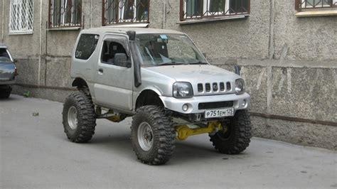 2000 Suzuki Jimny Toyota Hilux Axles 6 Inch Lift 35